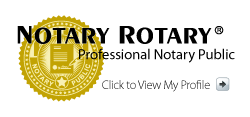 Notary-Rotary-Professional